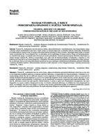 prikaz prve stranice dokumenta Manjak vitamina b12 u djece – podcijenjena opasnost u svjetlu novih spoznaja